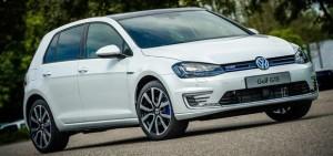 De plug-in Golf GTE: hoe meer kilometers hoe groter de afwijking van het normverbruik