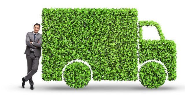 Afbeelding behorende bij Opdrachten binnenhalen met de elektrische (bestel)auto