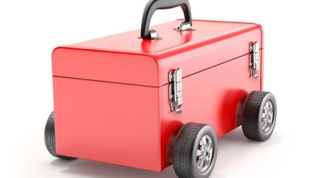 Afbeelding behorende bij Bestelauto als rijdende gereedschapskist: houd het veilig!