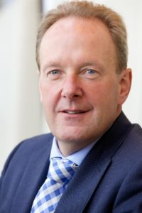 Coen Post, lid van de Raad van Bestuur van Bovemij