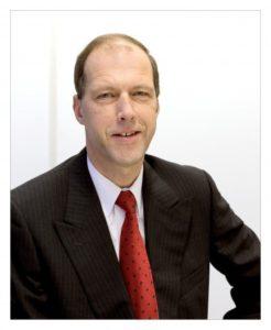 Jan van Delft, voorzitter VZR