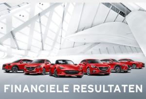 Voor het 14e opeenvolgende kwartaal maakte Mazda een sterke kwartaalgroei in de Europese verkopen