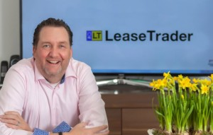 """Wilbert Philippo wil 90% van de individuele leaseklanten bereiken met LeaseVergelijker. """"Dat lijkt hoog gegrepen maar wij hebben nu al 300.000 unieke bezoekers per jaar op LeaseTrader.nl. Daarmee komen we al heel aardig in de buurt!"""""""