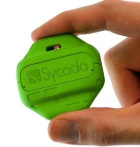 De DriveTag van Sycada.Green