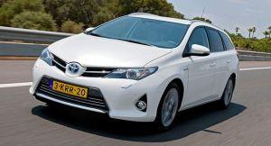 De nieuwe full hybrid Toyota Auris: zuiniger dan de dieselconcurrentie