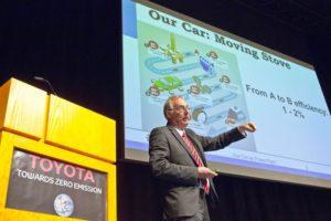 Ad van Wijk, hoogleraar Future Energy Systems aan de TU Delft