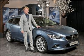 Ard Zweet van Mazda Motor Nederland