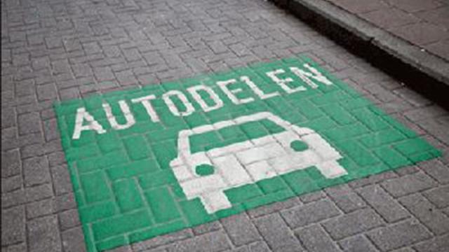 Afbeelding behorende bij De onstuitbare opmars van de zakelijke deelauto