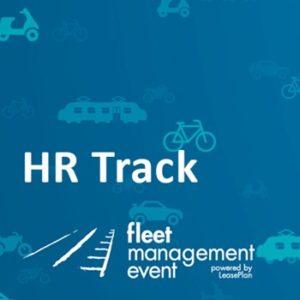 Nieuw op het event: de HR Track. Speciaal voor HR-managers