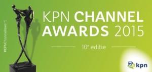 De KPN Channel Awards worden op 18 maart 2015 in Rotterdam uitgereikt