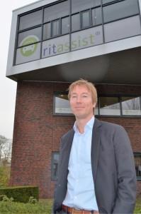 Ronald van Tiel, directeur van RitAssist