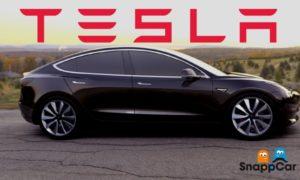 111 boekingen voor de 71 Tesla's op SnappCar