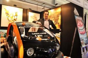 Robbert Verbeek, accountmanager New Business van het Apeldoornse XLLease